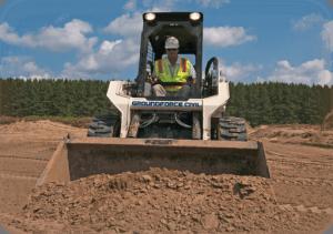 Groundforce Civil Posi-track/ Skid Steer