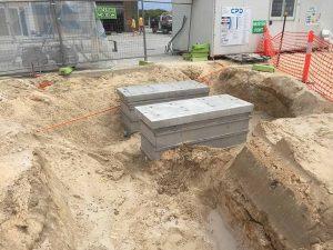 Groundforce Civil Comm Boxes installation