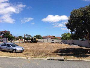 Groundforce Civil Demolition and site preparation.