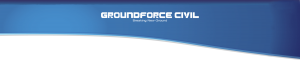 Groundforce Civil website image